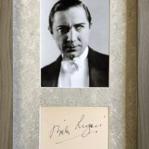 Béla Ferenc Dezső Blaskó, better known as Bela Lugosi, was a Hungarian-American actor best remembered for portraying Count Dracula