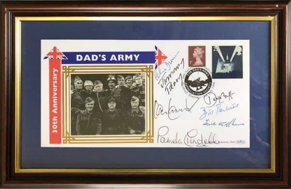 Dad's Army 30th Anniversary First Day Cover