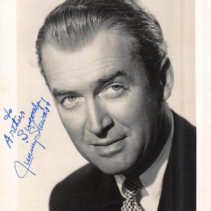 James Maitland Stewart was an American actor and military officer who is among the most honoured and popular stars in film history