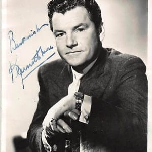 Kenneth More was one of the dominant male stars of the 1950s