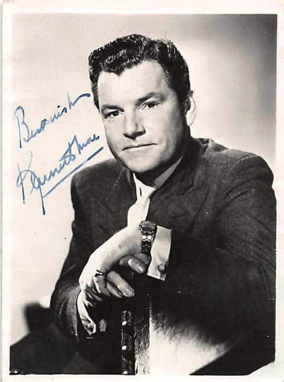 Kenneth More signed Photo