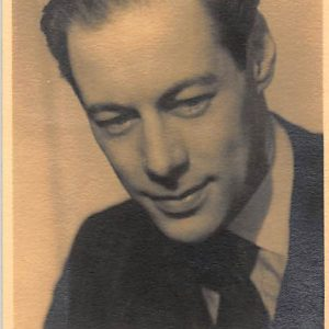 Rex Harrison was born Reginald Carey Harrison in Huyton, Lancashire, England