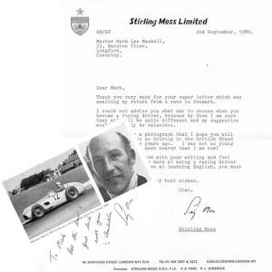 Stirling Moss is often tagged as the best driver never to win a world championship