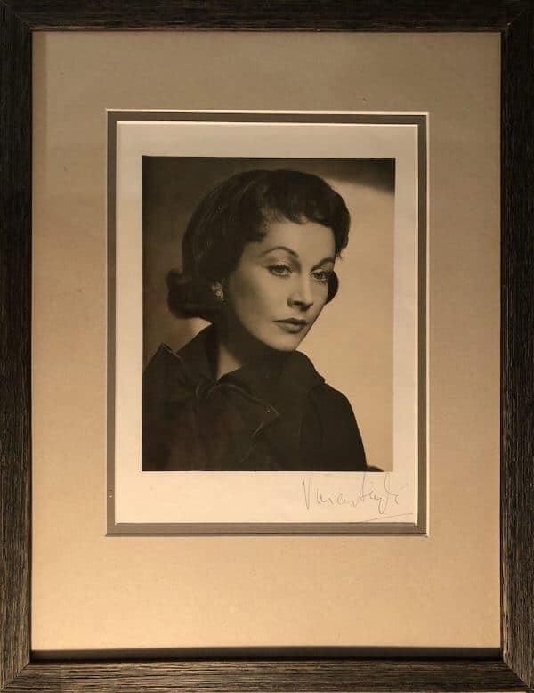 Vivien Leigh Framed