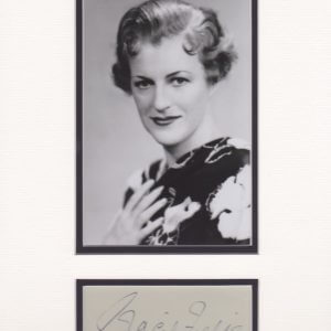 Born January 9, 1898 Rochdale, UK. Died September 27, 1979 Capri, Italy Dame Gracie Fields, born Grace Stansfield, was a singer, actress and comedian