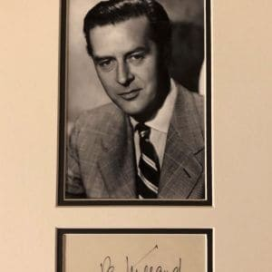 Ray Milland (born Alfred Reginald Jones 3 January 1907 – 10 March 1986