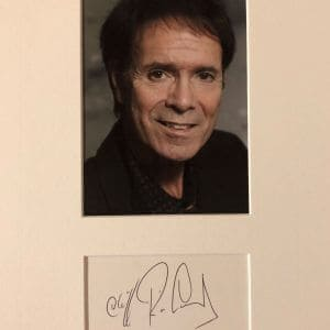 Sir Cliff Richard, OBE (born Harry Rodger Webb, 14 October 1940) is a British pop singer