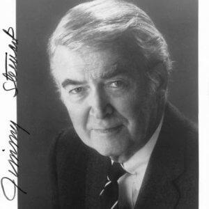 James Maitland Stewart was born on May 20, 1908 in Indiana, Pennsylvania, to Elizabeth Ruth (Johnson) and Alexander Maitland Stewart