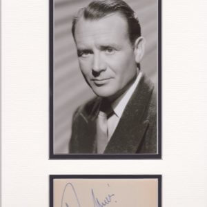Sir John Mills, one of the most popular and beloved English actors, was born Lewis Ernest Watts Mills on February 22, 1908