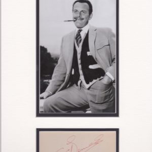 Terry-Thomas was born Thomas Terry Hoar-Stevens in Lichfield Grove, Finchley