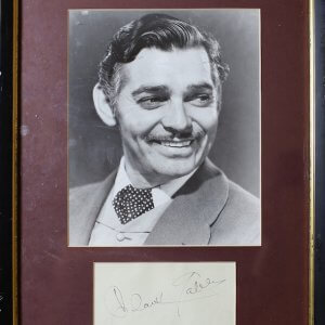 William Clark Gable was an American film actor and military officer, at his height during the 1930s and 1940s, often referred to as