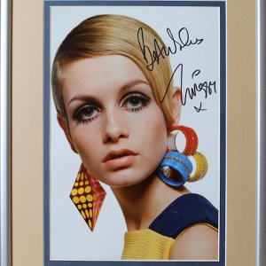 Dame Lesley Lawson DBE (Hornby; born 19 September 1949) is an English model, actress, and singer widely known by the nickname Twiggy