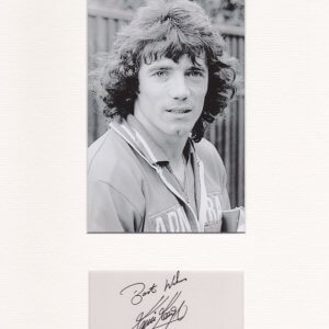 Joseph Kevin Keegan, OBE is an English former football player and manager.