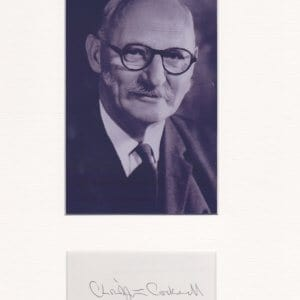 Sir Christopher Sydney Cockerell CBE RDI FRS was an English engineer, best known as the inventor of the hovercraft.