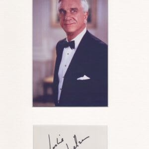 Leslie William Nielsen OC (11 February 1926 – 28 November 2010) was a Canadian actor, comedian, and producer