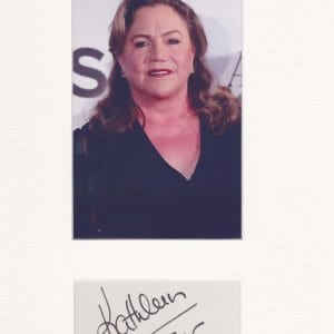 Mary Kathleen Turner, better known as Kathleen Turner, is an American film and stage actress and director. Known for her distinctive husky voice, Turner has won two Golden Globe Awards and has been nominated for an Academy Award