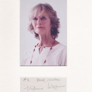 Virginia Anne McKenna, OBE (born 7 June 1931) is a British stage and screen actress, author and wildlife campaigner