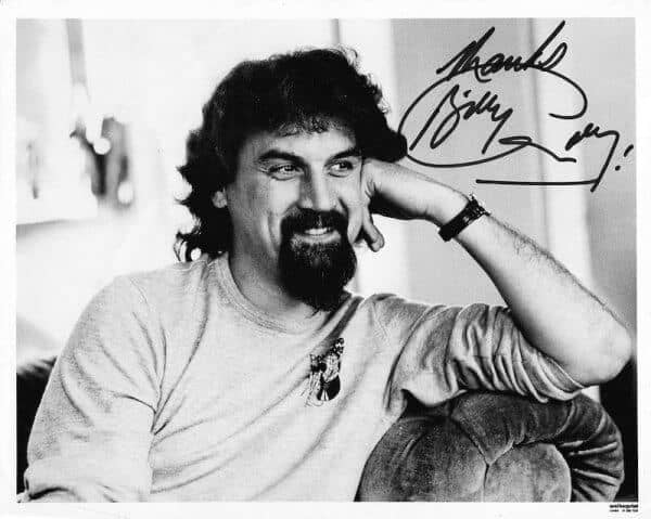 Billy Connolly Signed Photograph