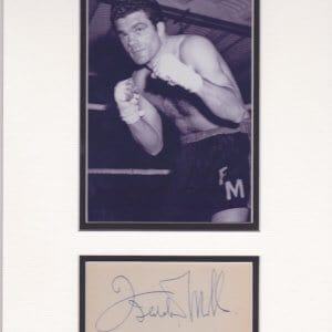 Frederick Percival Mills (26 June 1919 – 25 July 1965) was an English boxer