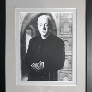 Sir Alec Guinness, (born Alec Guinness de Cuffe; 2 April 1914 – 5 August 2000)