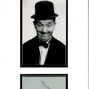 Stan Laurel (born Arthur Stanley Jefferson; 16 June 1890 – 23 February 1965) was an English comic actor, writer, and film director