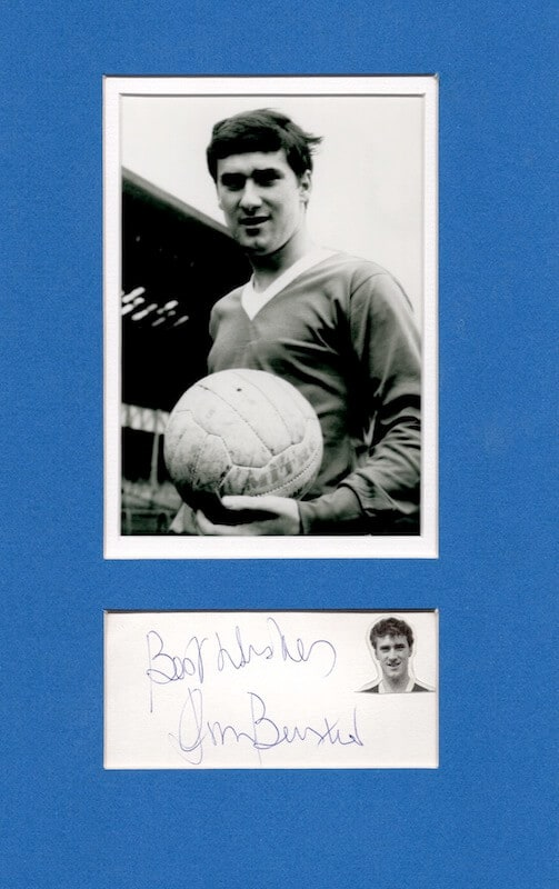 Jim Baxter Glasgow Rangers