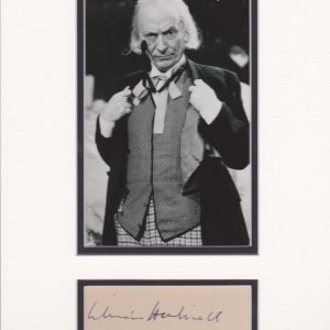 William Hartnell was born on 8 January 1908,played the first incarnation of the Doctor in Doctor Who, from 1963 to 1966