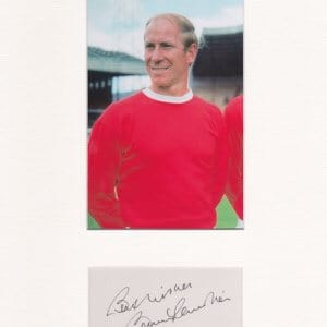 Sir Robert Charlton CBE is an English former footballer who played as a midfielder