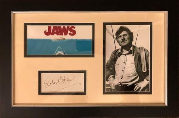 Robert Shaw Jaws Montage