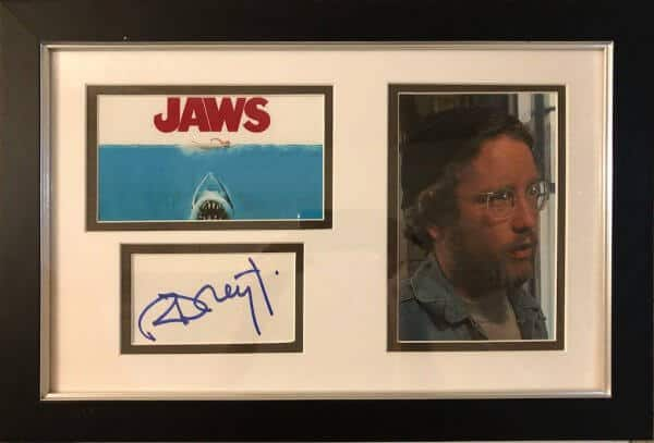 Richard Dreyfuss Jaws Montage