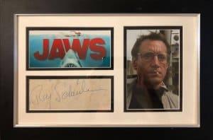 Roy Scheider Jaws Montage