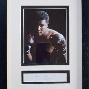 Muhammad Ali, original name Cassius Marcellus Clay, Jr., (born January 17, 1942, Louisville, Kentucky, U.S.—died June 3, 2016