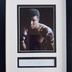 Muhammad Ali, original name Cassius Marcellus Clay, Jr., (born January 17, 1942, Louisville, Kentucky, U.S.—died June 3, 2016