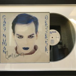 Gary Anthony James Webb (born 8 March 1958), better known as Gary Numan