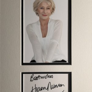 Dame Helen Lydia Mirren, DBE (née Mironoff; born 26 July 1945) is an English actor, In 2003, Mirren was appointed a Dame (DBE) for services to drama