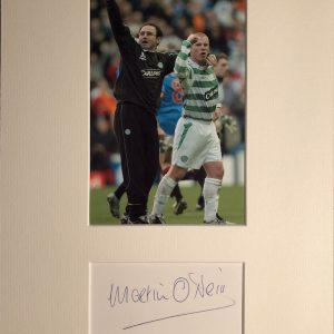 Martin Hugh Michael O'Neill, OBE (born 1 March 1952) is a Northern Irish professional football manager and former player who played as a midfielder