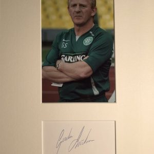 Gordon David Strachan OBE (born 9 February 1957) is a Scottish football coach and former player.