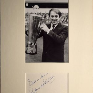 Howard Kendall (22 May 1946 – 17 October 2015) was an English footballer and manager.