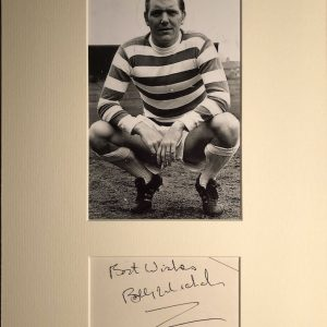 Robert White Murdoch was a Scottish professional footballer, who played for Celtic