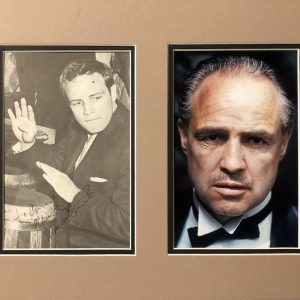 Marlon Brando Jr. (April 3, 1924 – July 1, 2004) was an American actor and film director with a career spanning 60 years, during which he won the Academy Award for Best Actor twice.