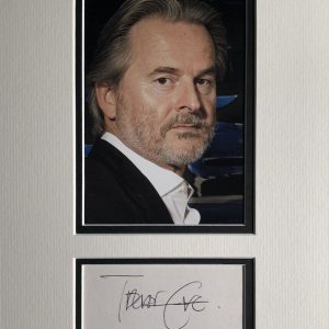 Trevor John Eve (born 1 July 1951) is an English film and television actor.