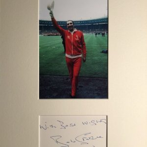 Robert Stokoe (21 September 1930 – 1 February 2004) was an English footballer and manager, Born in Mickley, near Prudhoe.