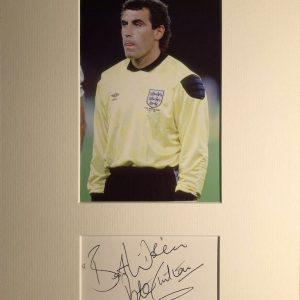 Peter Leslie Shilton OBE (born 18 September 1949)