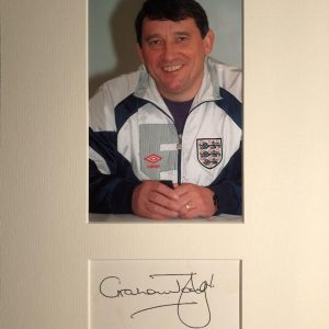 Graham Taylor, OBE (15 September 1944 – 12 January 2017) was an English football player, manager