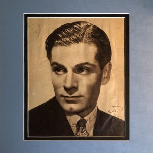 Laurence Kerr Olivier, Baron Olivier, (Born: 22 May 1907 – 11 July 1989) was an English actor and director.