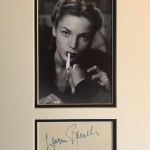 Lauren Bacall born (Betty Joan Perske; September 16, 1924 – August 12, 2014) was an American actress