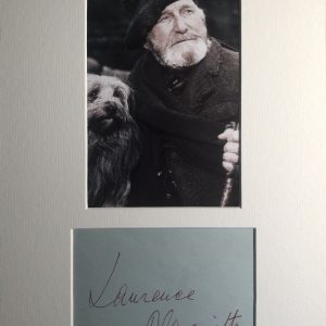 Laurence Naismith (born Lawrence Johnson; 14 December 1908 – 5 June 1992) was an English actor