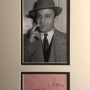 Herbert Charles Angelo Kuchačevič ze Schluderpacheru, known professionally as Herbert Lom (Czech pronunciation: 11 September 1917 – 27 September 2012),