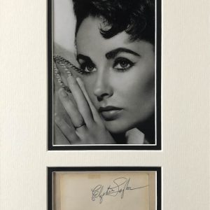 Dame Elizabeth Rosemond Taylor DBE was an English-American actress, businesswoman, and humanitarian, became one of the great screen actresses of Hollywoods Golden Age and one of the world's most famous film stars