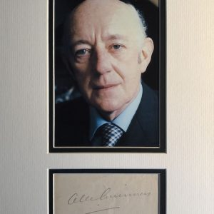 Alec Guinness was an English actor, Born April 2nd 1914 in Marylebone, London, England.
